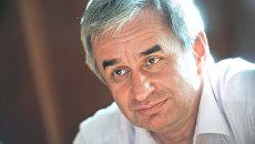 Кандидат в президенты Республики Абхазия Рауль Хаджимба. Архивное фото