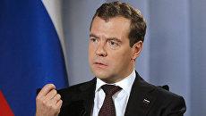 Президент РФ ввел санкции против Ливии в связи с резолюцией СБ ООН