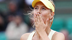 Шарапова вышла в четвертьфинал турнира в Стэнфорде