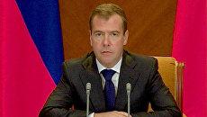 Медведев потребовал тотальной проверки всего пассажирского флота РФ