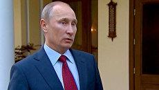 Обвинения Блаттера в коррупции вызывают недоумение – Путин