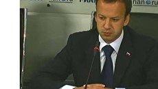 Брифинг, посвященный заседанию Комиссии при Президенте РФ по модернизации и технологическому развитию экономики России