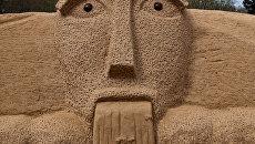 Фестиваль песчаных скульптур «Знаменитые фонтаны мира»