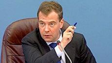 Медведев требует закрыть сайты с рецептами изготовления наркотиков