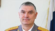 Генерал-майор полиции Андрей Павлович Пучков. Архив