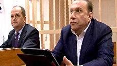 Обвиняемый в мошенничестве Виктор Батурин повторно предстал перед судом