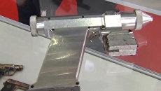 Нанокрылья и лазерный пистолет показали на выставке изобретений в Москве