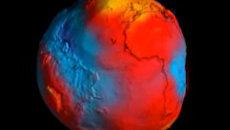 Европейские ученые создали уникальную 3D-модель земной гравитации