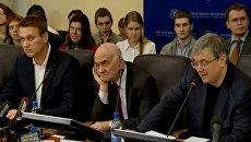 Три минуты из трех часов схватки Навального с Кузьминовым