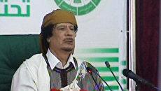 Каддафи обвинил Аль-Каиду в беспорядках, происходящих в Ливии