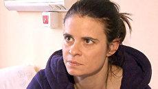 Пострадавшая в теракте актриса из Словакии благодарит московских врачей