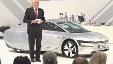 Автомобиль с расходом топлива меньше литра на 100 км показали в Катаре