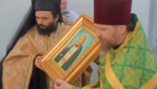 В честь новой святыни православные жители Кубы совершили крестный ход