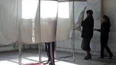 Выборы в Дагестане. Архив