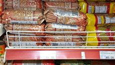 Цена на гречку в розницу в России остается на прежнем уровне