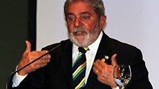 Луис Инасио Лула да Силва. Архивное фото