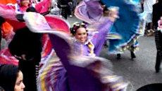 Традиционная культура и магия соединились на Параде Змеи
