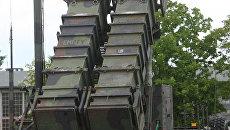 Ракеты ПВО Patriot. Архив