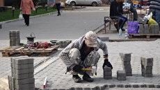 дорога тротуар ремонт реконструкция Тула