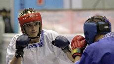 Чемпионат России по панкратиону в Омске