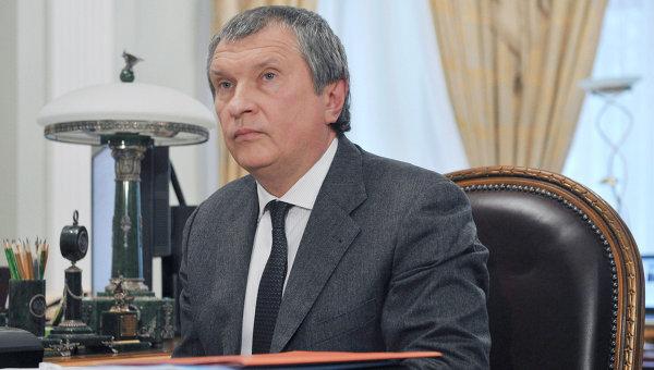 Президент ОАО НК Роснефть Игорь Сечин, Архив