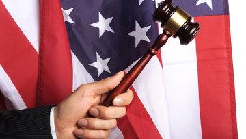 Судебная система США. Архивное фото