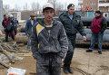 Рейд сотрудников ФМС по выявлению нелегальных мигрантов в Москве