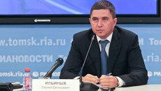 Сергей Ильиных, спикер думы Томска