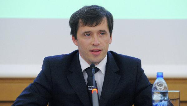 Генеральный секретарь Паралимпийского Комитета России Михаил Терентьев. Архивное фото