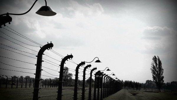 Освенцим. Архивное фото