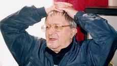 Писатель-фантаст Борис Стругацкий