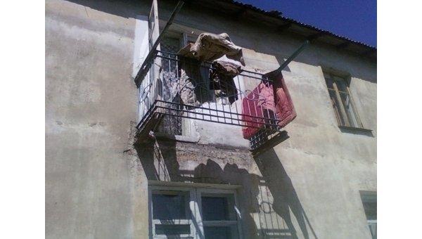 Балкон дом рф.