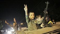 Достигнуто перемирие между палестинскими группировками сектора Газа и Израилем