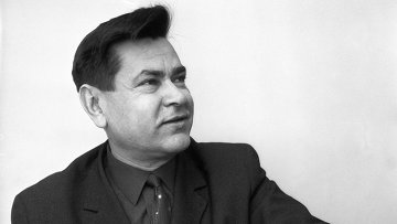 Герой Советского Союза летчик Алексей Петрович Маресьев. Архив