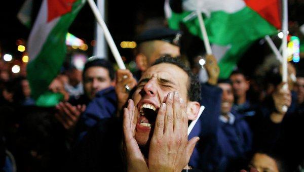 Палестина новый член оон