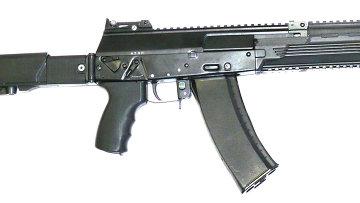 Новый автомат Калашникова АК-12 образца 2012 года