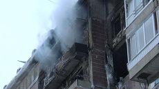 На месте происшествия: взрыв в жилом доме и обрушение тоннеля в Японии