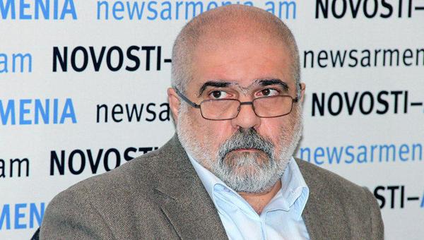 Александр Искандарян: Применение против Азербайджана только политических инструментов недостаточно