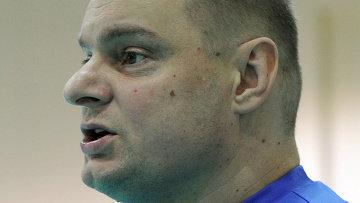 Главный тренер мужской волейбольной сборной России Владимир Алекно. Архивное фото