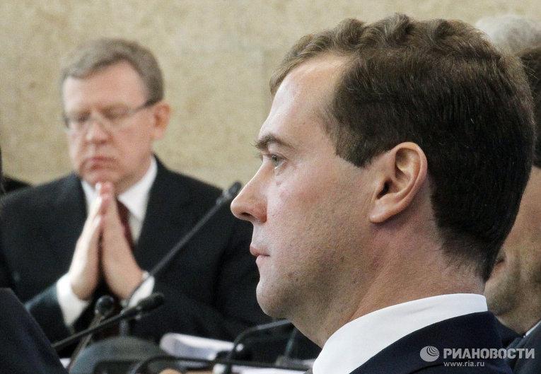 Рабочая поездка президента РФ Дмитрия Медведева в Приволжский федеральный округ