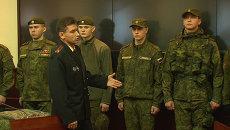 Военные показали новую форму без пришивных шевронов и вставных петлиц