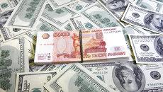 ЦБ купил на внутреннем валютном рынке $1,5-2 млрд для укрепления рубля