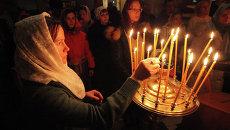 Празднование Рождества Христова во Владивостоке