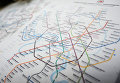 Консервативный и прогрессивный варианты схемы московского метро