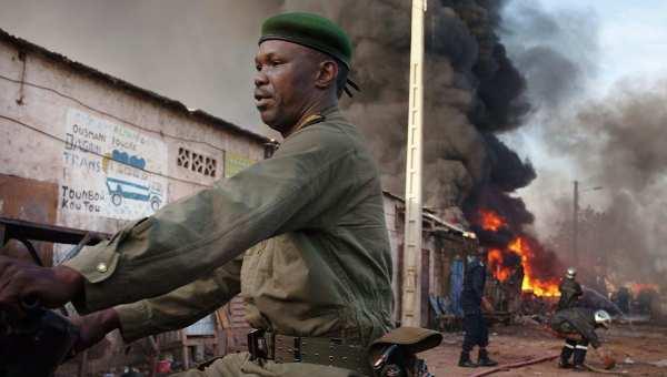 Ситуация в Мали