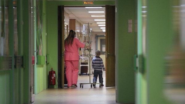 Деткое онкологическое отделение городской больницы №31 в Санкт-Петербурге, Архивное фото