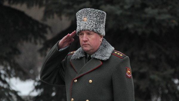 Генерал-полковник Владимир Чиркин. Архивное фото