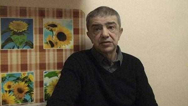 Экс-мэр Томска Александр Макаров