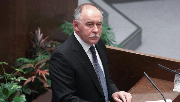 Директор Федеральной службы Российской Федерации по контролю за оборотом наркотиков Виктор Иванов. Архивное фото