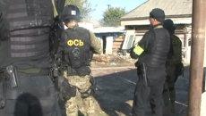Причастный к терактам в московском метро боевик уничтожен. Кадры спецоперации